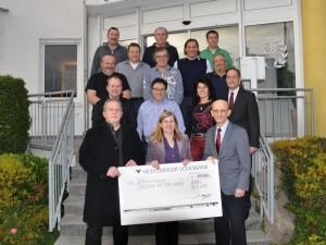 4615 - Baufinanz-Spende 30000 Euro