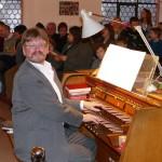 """Sonntag: Musik in der Mauritiuskirche mit """"Violine, Cello und Orgel"""""""
