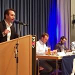 Kreistag der JU Rhein-Neckar: Mildenberger einstimmig wiedergewählt