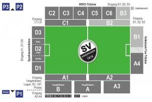 4706 - Hardtwaldstadion Sitzplatzübersicht