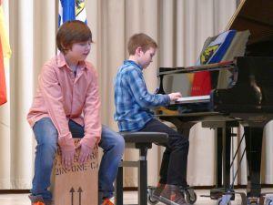 4717 - Neujahrsempfang Stadt Leimen - 5 - Musikschule
