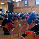 DRK-Absicherung Neujahrsempfang der CDU Rhein-Neckar mit anschließendem Notfalleinsatz in St. Ilgen