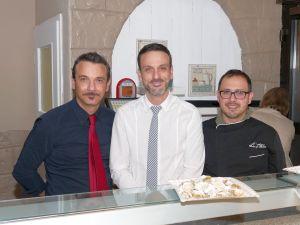 Little Italy Leimen - Giuseppe und Vincenzo Di Piazza, Nunzio Lombardo