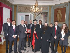 4735 - Bischof Mor Philoxenus Mattias Nayis in Leimen - 1