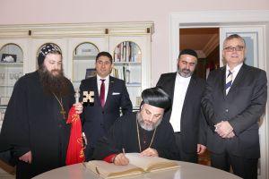 4735 - Bischof Mor Philoxenus Mattias Nayis in Leimen - 2