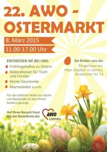 4739 - Ostermarkt