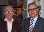 Oberbürgermeister Ernst gratulierte Stadtrat Karl-Heinz Wagner zum 70. Geburtstag