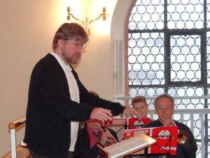 4764 - Ev Gottesdienst Posaunenchor Vokalconsort Pro Arte - 7