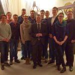 Junge Union Rhein-Neckar unterstützt Boris Schmitt als Landtagskandidaten