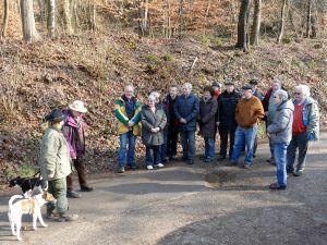 4846 - Waldwanderung Anita Kühner - 2