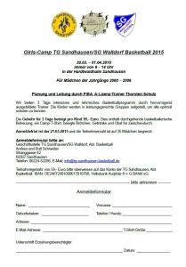 4883 - Girlscamp Basketball