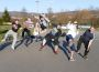Starke Frühlingsindizien: Sonne, Osterküken, Studenten, Dolce Freddo, Terrassenöffnung