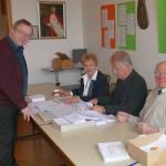 Pfarrgemeinderat der Seelsorgeeinheit gewählt – Geringe Wahlbeteiligung