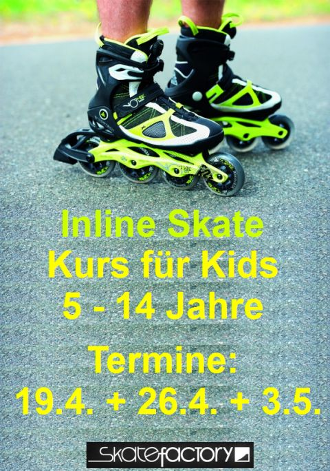 4923 - Inlinerkurs Plakat 480