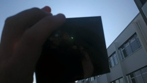 4927 - Sonnenfinsternis Vogt Selfie
