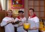 Andernoser Austernfest bei Notbeleuchtung: Stromausfall konnte Stimmung  nicht trüben