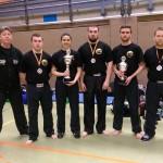 ESDO Schule Sandhausen mit Spitzenleistung bei German Classic Paderborn