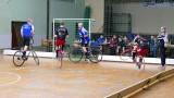 Saisonstart der Radball Landesliga – Roßmannek verletzte sich