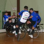 Leimener Radballer steigen in die Oberliga ab