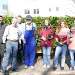 Leimen soll schöner werden: Haus & Grund erneut aktiv mit großer Pflanzaktion
