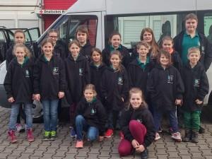 4971 - JRK Sandhausen Jugend Kreiswettbewerb 1