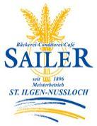 Bäckerei Sailer Logo 140