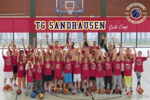 2030 - Basketball Girls Camp