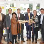 Domizil am Leimbach Sandhausen eröffnet – 75 Pflegeappartements, 30 Servicewohnungen