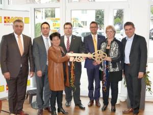 2052 - ASB Pflegeheim Sandhausen Eröffnung - 2