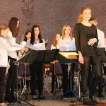 Bombastisches Klangerlebnis beim Kirchenkonzert des Musikvereins Sandhausen
