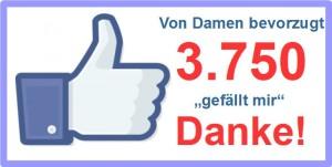 5002 - Facebook Likes 3750