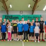 Erfolgreiches Tennis-Ostercamp für 30 Kinder beim TC Blau-Weiß 1964 Leimen