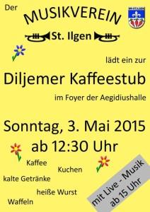 5022 - Frühlingsfest Dilje Plakat 480