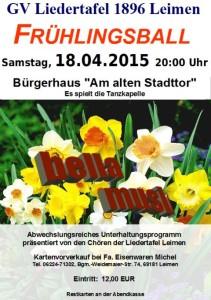 5024 - Frühlingsball Plakat 480
