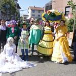 Top-Wetter: Riesenandrang bei Frühlingsfest und Gewerbemeile in Sandhausen
