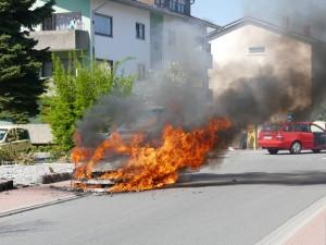 5059 - Fahrzeugbrand