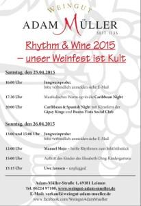 5060 - Rythem and Wine