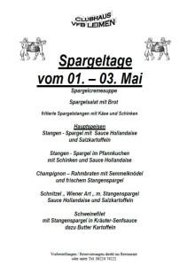 5099 - VfB Spargelkarte