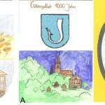 """Gewinner des Logo-Wettbewerbs """"1000 Jahre Gauangelloch"""" steht fest"""