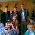 Animus-Klub-Kids interviewten Nachwuchs- Bands in Nußlocher Gitarrenschule Klügel