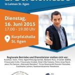 16. Juni – Berufsmesse in St. Ilgen von BEZ und GSS