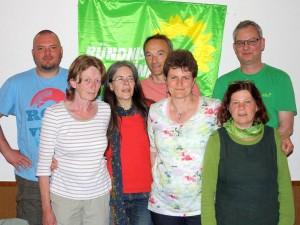 2189 - Grüne Vorstand Kreis 2015