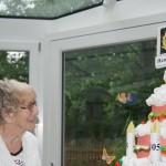 Hanne Krieger – Leimens älteste Einwohnerin – feierte 105. Geburtstag