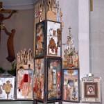 """18. Juni: Dialog zum Passionsaltar """"Schuld und Sühne"""" in Herz-Jesu-Kirche"""