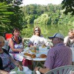 Idyllischer Ausflugsort plus leckerer Fisch – Das Seefest am Diljemer Waldsee lockte