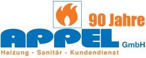 Appel 90 Jahre Banner 300x120