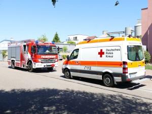 2232 - Feuerwehreinsatz