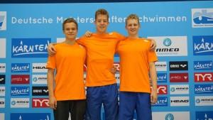 2239 - Kaderschwimmer
