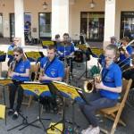 Musikverein St. Ilgen mit großer musikalischer Bandbreite beim CDU-Frühschoppen