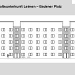 Kreis erwirbt Grundstück in Leimen: Neubau für 150 Asylbewerber geplant